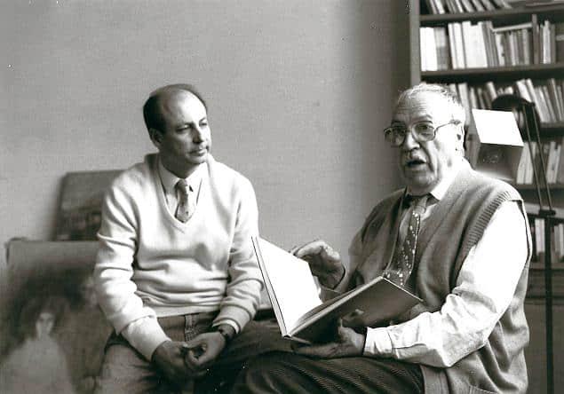 Siegbert-Metelko-und-Zoran-Music-in-Venedig