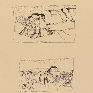 Zoran Music Umbrische Landschaften
