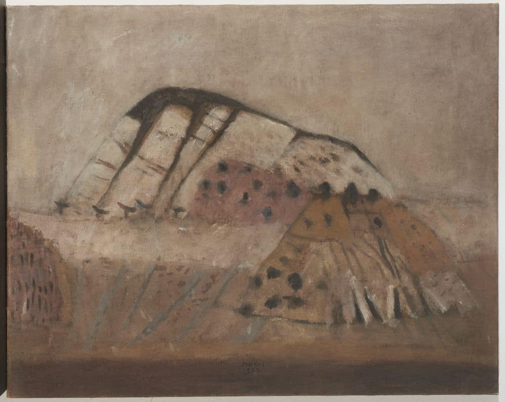 Zoran Music - Umbrian landscape