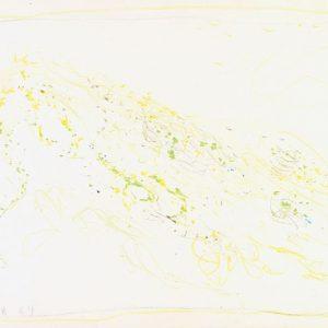 1964: Cortina | Buntstifte auf Papier (24,9 x 34,9 cm)