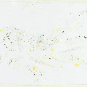 1965: Cortina | Buntstifte auf Papier (24,8 x 35 cm)