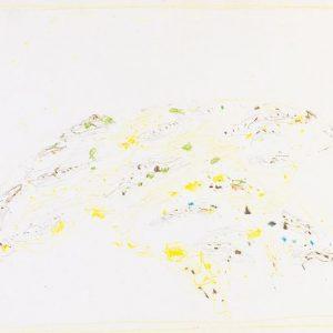 1965: Cortina | Buntstifte auf Papier (24,9 x 34,2 cm)