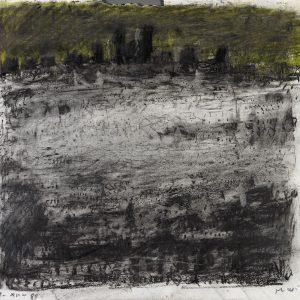 1989: Paris | Ölpastell auf Papier (31,8 x 35,5 cm)