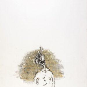 1971: Wir sind nicht die Letzten | Ölpastell auf Papier (76 x 56,2 cm)