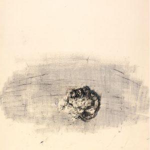 1971: Wir sind nicht die Letzten | Ölpastell auf Papier (66 x 50 cm)