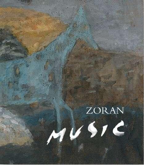 Umschlag des neuen Zoran Music Buches von Siegbert Metelko